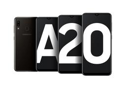 LCD Samsung A20
