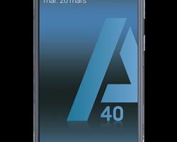 LCD Samsung A40