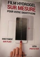 Film hydrogel protecteur pour écran de smartphone